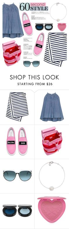 """""""60-Second Style: Asymmetric Skirts"""" by ifchic ❤ liked on Polyvore featuring Carven, Apiece Apart, Joshua's, Boutique Moschino, Steven Alan, Ruifier, Too Faced Cosmetics, contestentry, asymmetricskirts and 60secondstyle"""