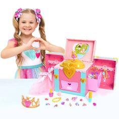 Disney Princess Gifts, All Disney Princesses, Pocket Princesses, Baby Girl Toys, Toys For Girls, Princess Dress Up, Little Princess, Latest Finger Mehndi Designs, Diana