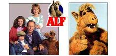 Alf. What a great show! My fav. :)))