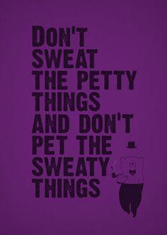 Don't sweat it!  Shit happens!  It's Friday damn it! :) Bahahahahaha!!!