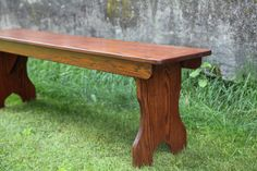 Dine with Ease || Peaceful Valley Furniture's Bench #handcrafted #amish #home