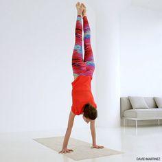 Handstand or Adho Mukha Vrksasana
