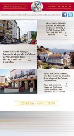 Hotele en Andújar Logasasanti