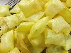 Patatas con aire...