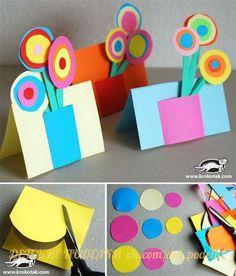 Мы нашли новые Пины для вашей доски «поделки из бумаги».