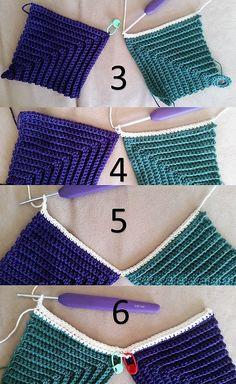 Vintage domino grydelapper Crochet Kitchen, Crochet Home, Knit Crochet, Crochet Dishcloths, Bindi, Pot Holders, Crochet Bikini, Projects To Try, Crochet Patterns
