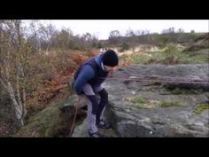 Basic Ropework for Security on Steep Ground - YouTube