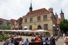 Leben am alten Rathaus