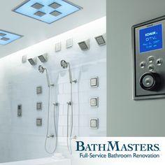 Make your dream bathroom user friendly! 😉