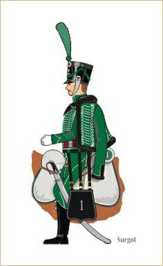 Westphalian hussar