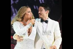Mariah Carey & Bryan Tanaka Are Getting Closer & Closer — She Wants Him To Be Her 'New Year's Kiss'!