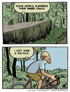 Learning to ride a bike is no big deal. Learning the best ways to keep your bike from breaking down can be just as simple. Bike Quotes, Cycling Quotes, Cycling Art, Cycling Bikes, Cycling Equipment, Road Cycling, Mtb, Bike Humor, Bike Poster