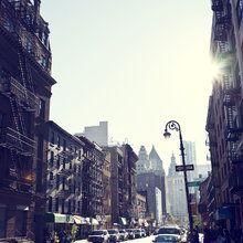 Fototapet - Grand Street - New York City