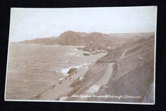 1920-th UK ENGLAND Hillsborough Ilfracombe landshaft PC photo #2281 c12