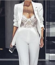 Women's Sexy Lingerie Nightwear Bodysuits – Party Dresses – Mode Outfits Looks Chic, Looks Style, Bodysuit Lingerie, Sexy Lingerie, White Lingerie, Bodysuit Fashion, Wedding Lingerie, Women Lingerie, Honeymoon Lingerie