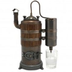 apparatus for samagon making,or instrument for making homemade vodka,gift idea