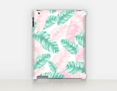 Exotic Leaves iPad Case For  iPad 2 iPad 3 iPad 4  iPad by CRCases