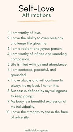 Positive Affirmations Quotes, Affirmation Quotes, Positive Quotes, Self Care Activities, Self Compassion, Self Improvement Tips, Self Love Quotes, Motivation, Note To Self