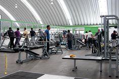 Nezahualcóyotl, Méx. 12 Mayo 2013.Los  Instructores e  instalaciones del Instituto Municipal de Cultura Física y del Deporte de Nezahualcóyotl (IMCUFIDENE), son de lo más completo, por lo que el acondicionamiento físico está garantizado para los elementos policiacos de Neza.