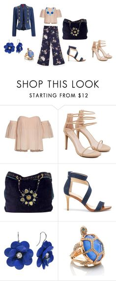 """look del dia"" by aliciagorostiza on Polyvore featuring moda, Akira, Gucci, Sole Society y Kate Spade"