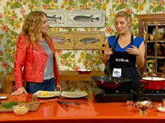 Bacalhau do Brás de Luiza Possi | Peixes e frutos do mar > Receitas de Bacalhau | Estrelas - Receitas Gshow