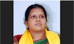 """A """"golden gift"""" for Andhra Pradesh women and child welfare minister Peethala Sujatha by project officers of the Integrated Child Development Services in Kurnool has raised many eyebrows Sources said the minister had arrived in Ku"""
