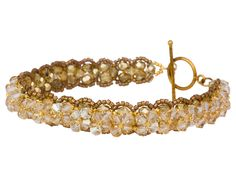 Beaded Bauble Bracelet