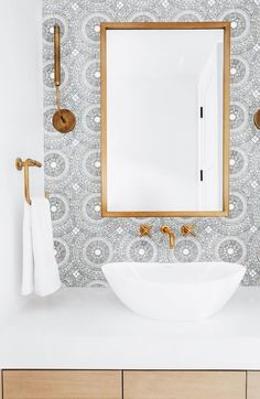Bathroom Tile Patterns - There always seem to be some difficulty in planning things out especially concerning designing some parts of your home. When it comes to tiling your bathrooms, there are many bathroom tile design tips that can lessen the burden of choosing the right tile to install and design. #BathroomTile #BathroomTilePatterns
