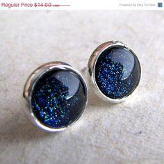 Starry Post Earrings
