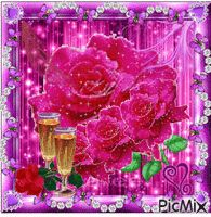 See the PicMix 4 red roses belonging to StellaStai on PicMix. Good Morning Beautiful Pictures, My Favorite Color, My Favorite Things, Gif Pictures, Flower Quotes, Red Roses, Simple, Creative, Anime