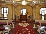 Lovely little chapel at Casa Lee