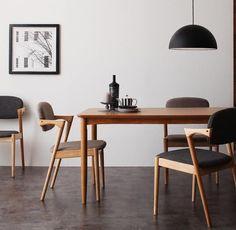 北欧ナチュラルスタイル デザイナーズチェアのダイニングセット | 家具通販 ワンルーム ONEROOM