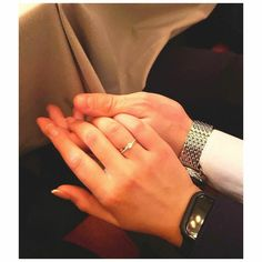 Couple Dps, Couple Pictures, Strong Words, Meaningful Quotes, Love Is All, Wedding Rings, Hands, Goals, Engagement Rings