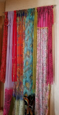 7c480f056 Boho Curtains
