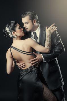 Marcela y Leandro - Tango Julian Larralde