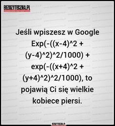 Bezuzyteczna.pl- Codzienna dawka wiedzy bezuzytecznej Wtf Funny, Funny Memes, Haha, Life Hacks, Fandoms, Humor, Cool Stuff, Reading, Ha Ha