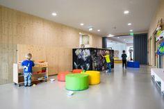 Galería de Jardín infantil de tiempo compartido Šmartno / Arhitektura Jure Kotnik - 19