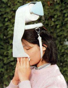 LOL  Idea for allergy season
