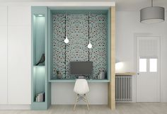 A la Croix Rousse - rénovation - aménagement - décoration - appartement - verrière - atelier - Lyon - agence - architecture - d'intérieur- Marion - LANOË Plus