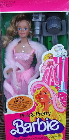 I totally remember her! 18 Barbie Dolls From The '80s And '90s That Are Worth A Fortune Now