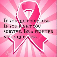 Breast Cancer Quotes Amazing 11 Breast Cancer Quotes To Inspire And Push Forward Those Battling . Review