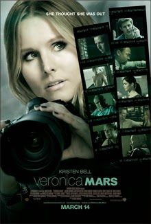 John Kenneth Muir's Reflections on Cult Movies and Classic TV: Cult-Movie Review: Veronica Mars (2014)