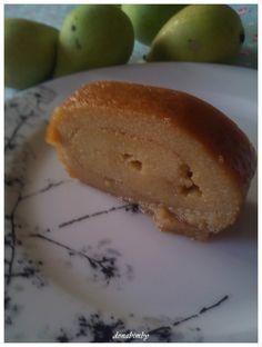 Torta de pêra e canela French Toast, Breakfast, Yule Log, Canela, Sweets, Cake, Thermomix, Morning Coffee