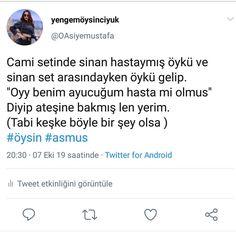 Ayy keşke  #öysin #ulrem #asmus #neftah #senanlatkaradeniz #oykugurman #sinantuzcu #ulastunaastepe #iremhelvacioglu @oykugurman…