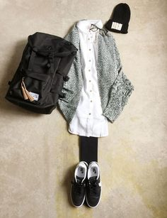 Japan Fashion, Love Fashion, Girl Fashion, Winter Fashion, Fashion Outfits, Womens Fashion, Mein Style, Comfortable Outfits, Fall Winter Outfits