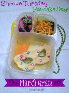 Keeley McGuire: Lunch Made Easy: Shrove Tuesday aka Pancake Day!