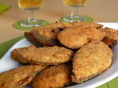 Mejillones Tigre!! Empanadas, Canapes, Diy Food, Seafood Recipes, French Toast, Muffin, Good Food, Food And Drink, Cooking