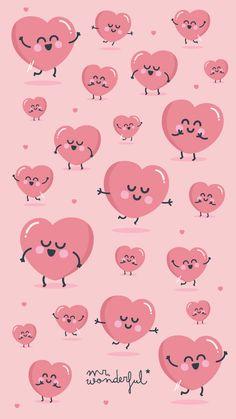 New Wallpaper iPhone X Wallpaper 297096906666426122 # New Wallpaper Iphone, Kawaii Wallpaper, Pastel Wallpaper, Trendy Wallpaper, Love Wallpaper, Cellphone Wallpaper, Wallpaper Hearts, Mr Wonderful, Cute Backgrounds