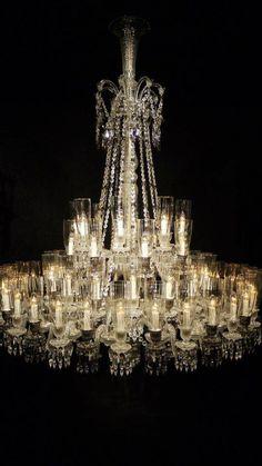 AN EIGHT LIGHT REGENCY CHANDELIER, England, circa 1820   London ...:Baccarat Chandelier Milan 2013,Lighting