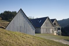 Family House in Orava / A.LT architekti
